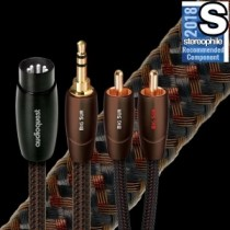Audioquest Analog Audio Interconnect  Big Sur  3,0m