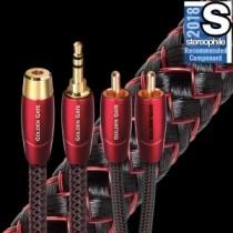 Audioquest Analog Audio Interconnect Goldengate  5,0m