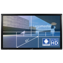 Legamaster e-Screen ETX touch monitor ETX-6510UHD