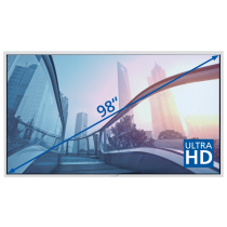 Legamaster e-Screen PTX touch monitor PTX-9800UHD weiß