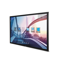Legamaster e-Screen STX touch monitor STX-6550UHD