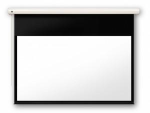 Screen Brothers Premium Motorleinwand (230 x 190 cm) 16:9